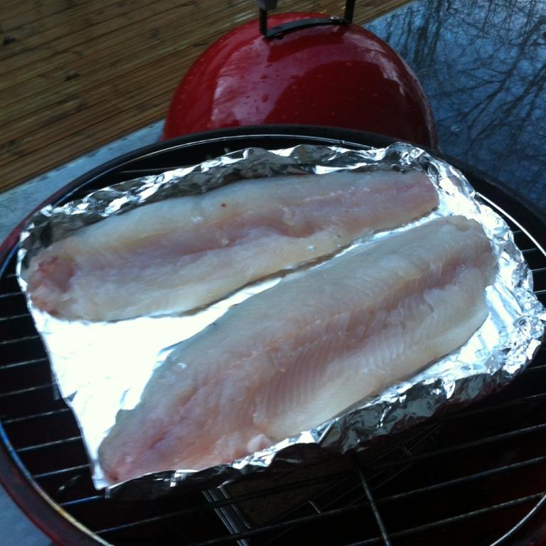 Kalat savustukseen!