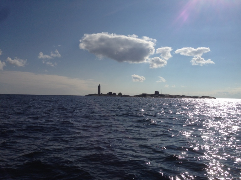 söderskär, majakka, majakkasaari, saaristo