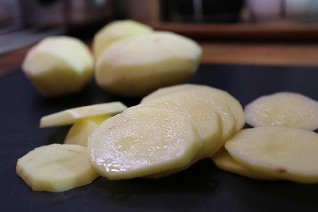 sitruuna-valkosipuliperunat