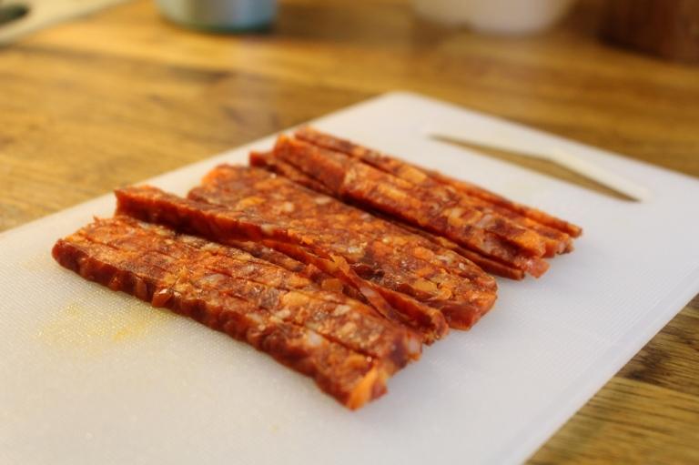 Chorizosalsa